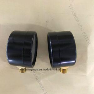 preço de fábrica 0,25MPa 40mm Manômetro Geral com entrada inferior