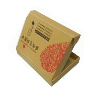 Impressão personalizada de vestuário Caixa de oferta de papel para embalagem de Camisa