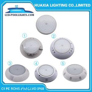 12V 18W 24W 30W 35W 42W LED montados na parede Piscina Luz para debaixo de água