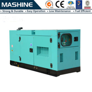 3 generatore diesel silenzioso di fase 60Hz 1800rpm 30kVA da vendere