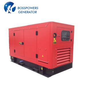 디젤 엔진 Weifang 18kw 22.5kVA 울안 유형 방음 발전기