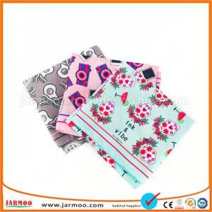 Jarmooのヘッドスカーフのカスタムロゴによって印刷される多彩なバンダナ