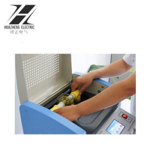 フルオート100kv Hzjq-1の絶縁オイルの誘電性強さの試験装置