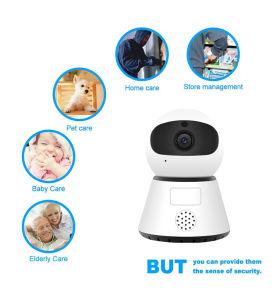 低価格のホームセキュリティーCCTVシステム無線IPのカメラ