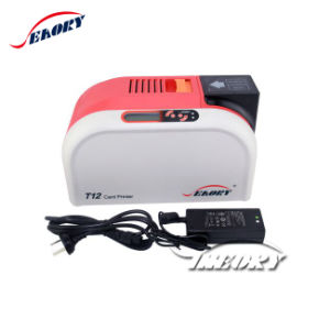 Multi-langues Seaory T12 Carte d'exploitation d'imprimante/Business ID Card Printer