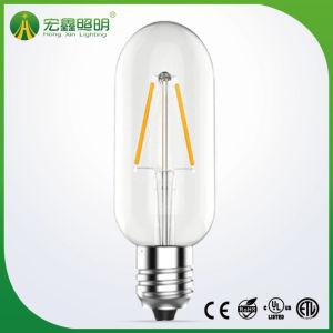 LED de intensidade regulável Lâmpada de Edison 6W/T45 lâmpada de filamento de LED/Ce/RoHS/Lâmpada/de iluminação
