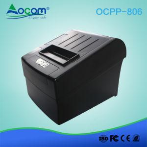 (OCPP-806) 80мм POS тепловой законопроект принтера с USB, последовательный порт, интерфейсы LAN и автоматический резак