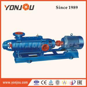 Dg Tipo Horizontal Multiestágio transversal da bomba de sucção de água única 100kw