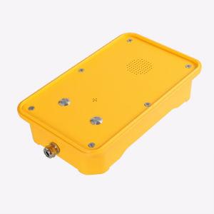 Citofono resistente per industria, telefono a tenuta d'acqua di VoIP dell'umidità di SIP del traforo