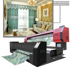 Stampante di ampio formato del fornitore della stampante della tessile con Xaar 1201 testina di stampa