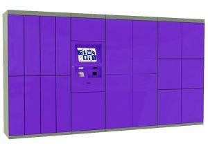 Kaltgewalztes Stahlwäscherei-Schließfach mit neuem intelligentem System und multi Türen wählen für Schule-Gebrauch