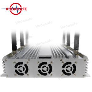 Het Beste Geblokkeerde Signaal WiFi van uitstekende kwaliteit, GSM CDMA van WiFi van de Telefoon van de Cel van de Hoge Macht Draadloze Blocker van het Signaal van de Bom/Stoorzender, Stoorzender WiFi