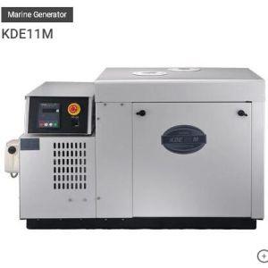 10kVA Cina tipo a buon mercato insonorizzato/silenzioso generatore diesel marino per l'emergenza