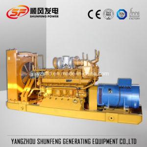 Diesel silenzioso insonorizzato Genset di energia elettrica di 1250kVA 1MW Cina Jichai