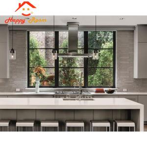 Farbiges Fenster-Glas-Aluminium-/örtlich festgelegtes Glasaluminiumfenster