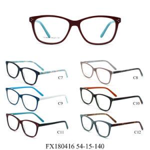 De klaar Populaire Optische Frames van Eyewear van de Oogglazen van het Metaal (FX180416)