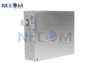 A 900MHz/1800MHz y 2100MHz Lte Amplificador de señal 23dBm Tri-Band reforzador de frecuencia de la señal móvil