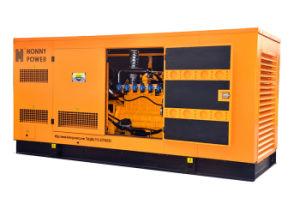 750kVA 600kw AC三相天燃ガスの発電機セット