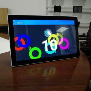 1920*1080P 21.5 Zoll-androider Note PC mit kapazitivem Bildschirm
