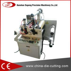 Automatique de rouleau à l'étiquette en plastique coupeuse en long