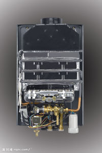 Conducto calentador de agua de gas Tipo de combustión (JSD-B1)