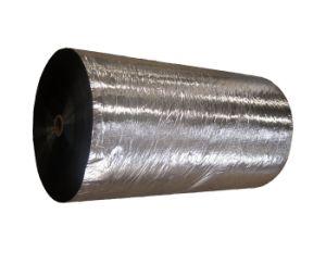 金属で処理されたBOPPテープジャンボロール自己接着金属で処理されたテープジャンボロール