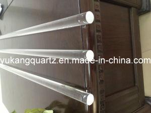 Vareta de vidro de quartzo de fibra óptica
