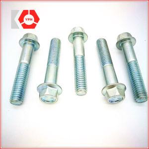 La norma DIN 6921, la brida de acero al carbono tornillo hex.