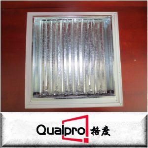 Difusor de techo cuadrado con multi-amortiguador de obturador AR6120