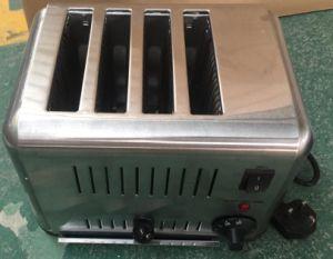4 조각 (HET-4)를 가진 최신 판매 스테인리스 상업적인 토스터