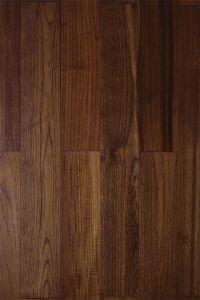 Ventas directas de la fábrica Piso de madera natural de la teca impermeable