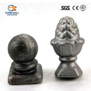 Защитное ограждение и аксессуары из кованого железа шаровой головки блока цилиндров