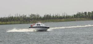 40FT高速FRPの軍隊はパトロールの試験働きボートをレスキューする