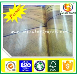 Semi-Glossy leichtes überzogenes Papier 56g