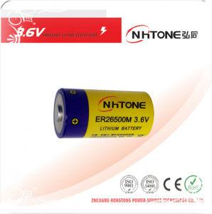 De Fabrikant van de Batterij van de Batterijen Er26500m van Ltc van Thionyl van het Lithium de Batterij van het Chloride