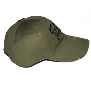 Custom desestructurado Papá Hat Plain angustiados gorra de béisbol
