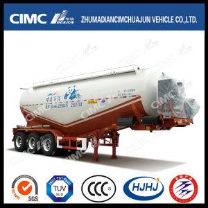 Cimc Coal Powder를 위한 Huajun V-Type Bulk Tanker