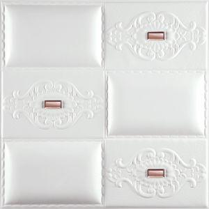 China Suoya 1087-1 Placa na Parede de couro clássico para a decoração de paredes