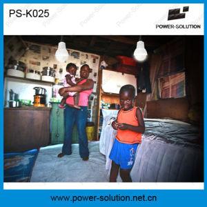 Gran cantidad de lúmenes LED Solar el buen desempeño del sistema de iluminación del hogar