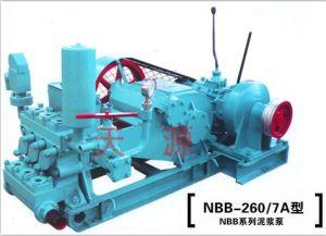 Nbb-260/7A Triplex Enkelwerkende Pomp van de Zuiger