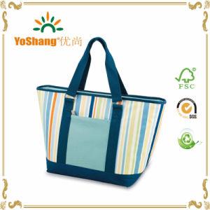 Custom Cheap isolés réutilisables en aluminium à usage unique sac sac à lunch du refroidisseur de glace