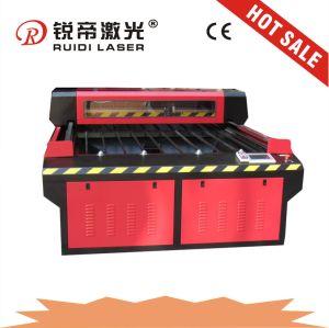 二重ヘッドRd1325革またはFabric/MDF/Acrylic/Wood/レーザーの切断の彫版機械