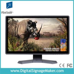 Dünner Rand-hoher Definition-Digitalsignage-Spieler des Einkaufszentrum-19  ultra