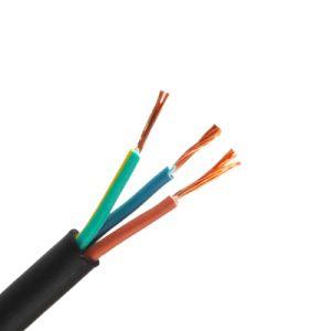 Cordon de cuivre souple de 10mm câble 16AWG avec CCC CE