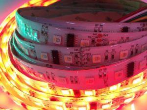 Barra ligera de SMD5050 RGB DMX Ws2811 LED