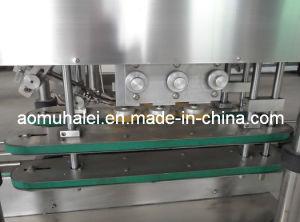 Yxg160-um parafuso da tampa de xampu Automática / Capper Máquina de nivelamento