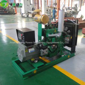 Puissance de sortie stable de bonne qualité 20kw au générateur du biogaz 500kw