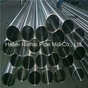 316L Welding와 Seamless High Pressure Stainless Steel Pipe