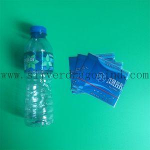 PVC de alta calidad funda retráctil Botella de etiqueta para el embalaje