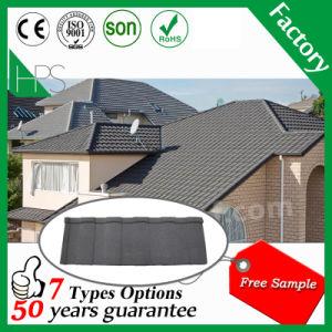 La couleur du panneau de toit de matériaux de construction Soncap certificat CE Stone tuile de toit en acier